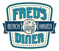 Fred's Diner Logo